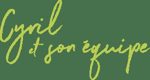 Jardin de Caractère : Cyril et son équipe